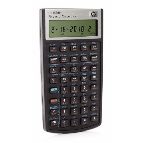 HP B17 Finanzrechner