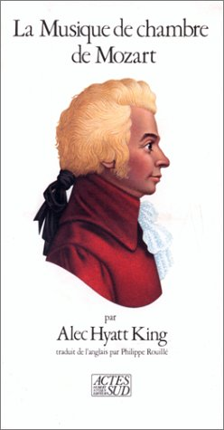 La Musique de chambre de Mozart
