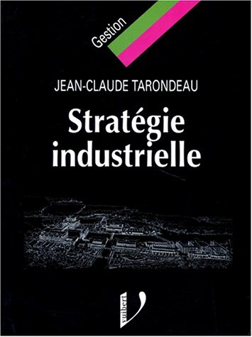 Stratégie industrielle