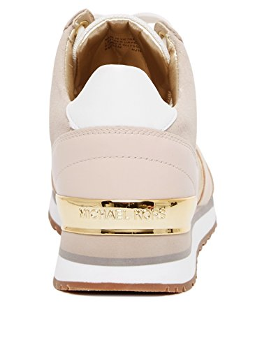 MICHAEL by Michael Kors Billie Sneaker Rosa Oro Donna PINK/P GOLD