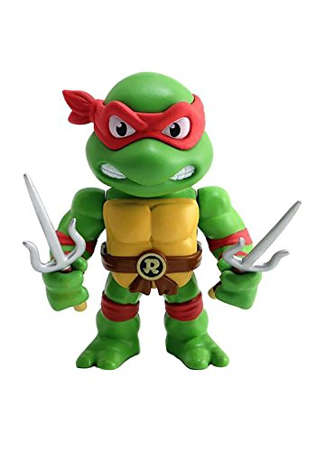Teenage Mutant Ninja Turtles 97540 4-Zoll Raphael (Ninja Turtles Figur)