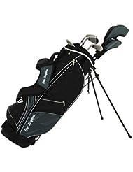 Ben Sayers Herren Golf-Set M8 6 Club, Schwarz