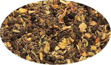 Infusion d'épices Herb Chai sans arôme additionnel - 100g