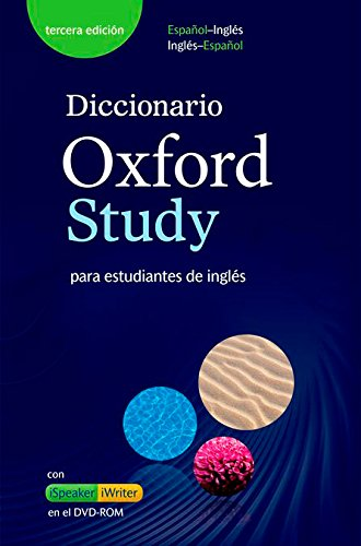 Diccionario Oxford Study 3e Pack: Oxford Study Interact (+ CD)