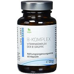 Life Light Vitamin B-Komplex (60 Kapseln)