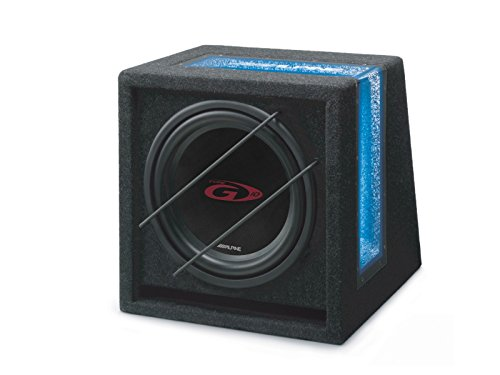 Alpine sbg-1044br 25,4 cm gebrauchsfertig Band Pass G Series Subwoofer (Alpine Car-audio-subwoofer)