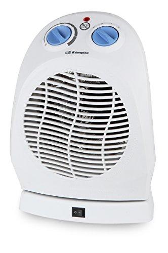 Orbegozo FH5011 Calefactor, 2000 W, Blanco