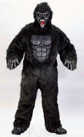 King Kong Gorilla Kostüm Deluxe (Deluxe Gorilla-kostüm)