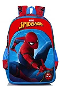 Marvel Red and Blue School Backpack (MBE-WDP0936)