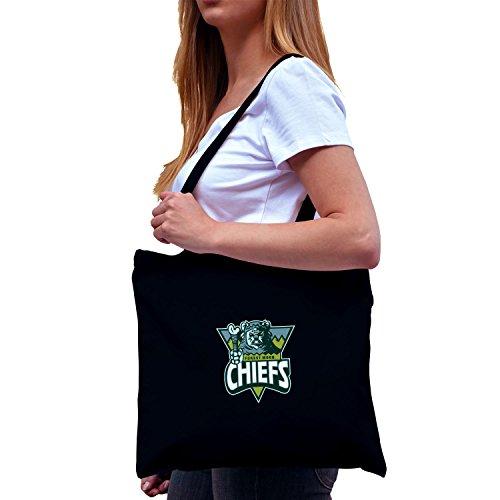 TEXLAB–Forest Moon Chiefs–Sacchetto regalo in tessuto Nero