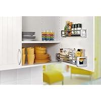 suchergebnis auf f r gew rzregal ohne bohren. Black Bedroom Furniture Sets. Home Design Ideas