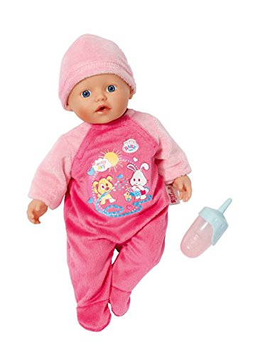 Preisvergleich Produktbild Zapf Creation 822500 - my little Baby born, Bathing Fun, rosa