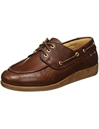 Sebago Gary Jobson Leather Tumbled - Zapatos Hombre