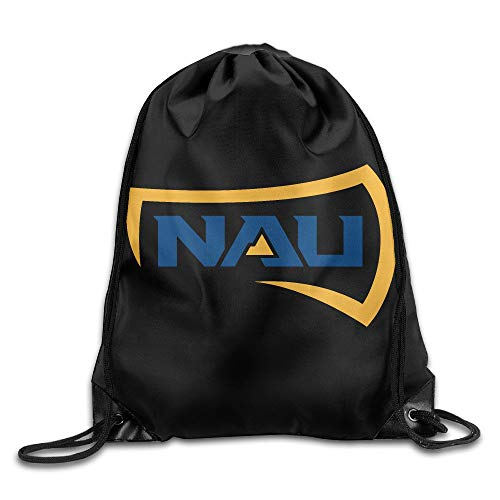 369f47ab0f419 NAU Logo Northern Arizona University Sackpack Training Gymsack Drawstring  Bag Drawstring Backpack Sport Bag Travel Bag