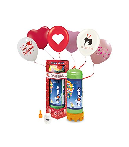 Elioparty - kit elio medium + bouquet san valentino - love