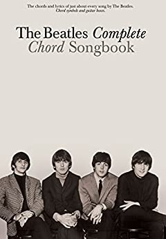 The Beatles Complete Chord Songbook par [The Beatles]