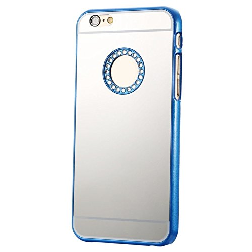 Wkae Case Cover rosa hart für das iphone 6 plus &65 plus ( Color : Blue ) Blue