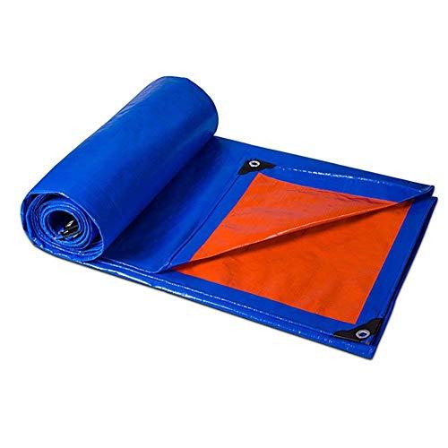 MENGH Holzplane, Wetterschutzplane, Wärmeisolierung, für Gartenmöbel Grill Auto Pool Trampolin, Volle Größe - 5mx5m=25m²
