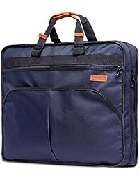 Bolsa Portatrajes de Viaje Funda de Viaje para Traje El Equipaje del Bolso del Viaje del Bolso De La Ropa Carry on para Negocios Hombres Mujeres con Muchos Compartimentos