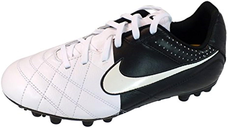 Botas Nike Tiempo Natural IV LTR AG Junior -Blanco-