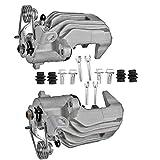 Bapmic 8E0615423B 8E0615423G Bremssattel Hinten Satz links + rechts mit Schrauben
