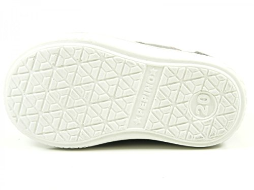 Ricosta 25-30100 Laif chaussures premiers pas bébé Sympatex Grau