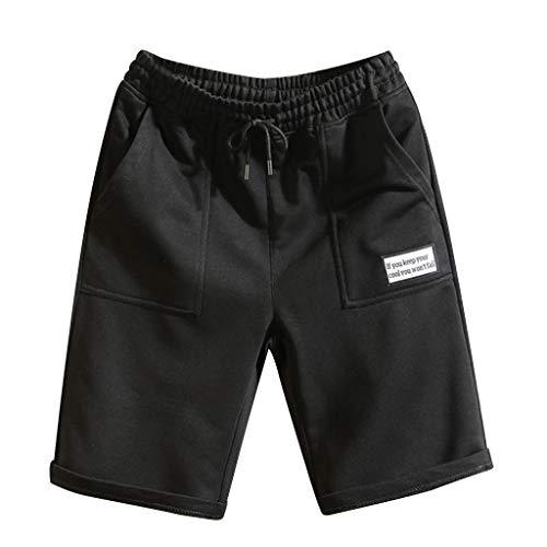 Innerternet Costume Uomo Mare Costume da Bagno Asciugatura Rapida Vita Elastica Boxer Pantaloncini da Mare Serf Spiaggia