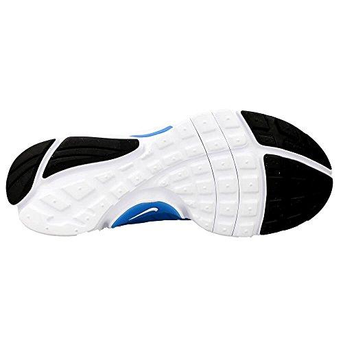 Nike Bambino Wolf Grey / Photo Blue-White-BLK scarpe sportive Grigio (Gris (Wolf Grey / Photo Blue-White-Blk))