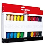 Royal Talens Acrylfarbe AMSTERDAM Introset III, 24 x 20 ml