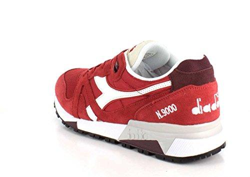 Diadora N9000 Iii, Sneaker Basses Mixte Adulte, Bleu 55026 viola bottone