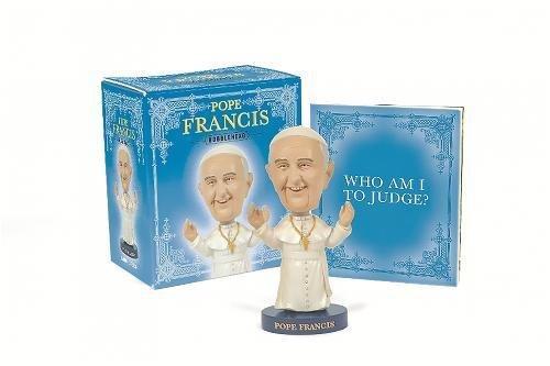 Pope Francis Bobblehead (Mini Kit)