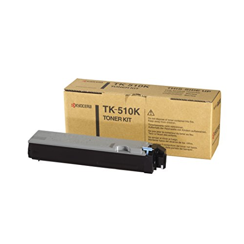 Kyocera Black Toner Cartridge High Capacity TK-510K lowest price