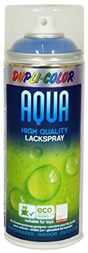 Dupli Color 252471 Aqua RAL 5010 Blu Genziana Lucido 350 ml