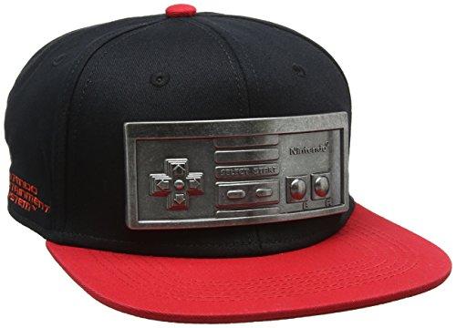 Meroncourt Unisex Casquette Nintendo-Manette NES Métal, gebraucht gebraucht kaufen  Wird an jeden Ort in Deutschland