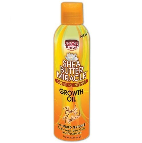 African Pride Shea Butter Miracle Growth Oil 235 ml by African Pride