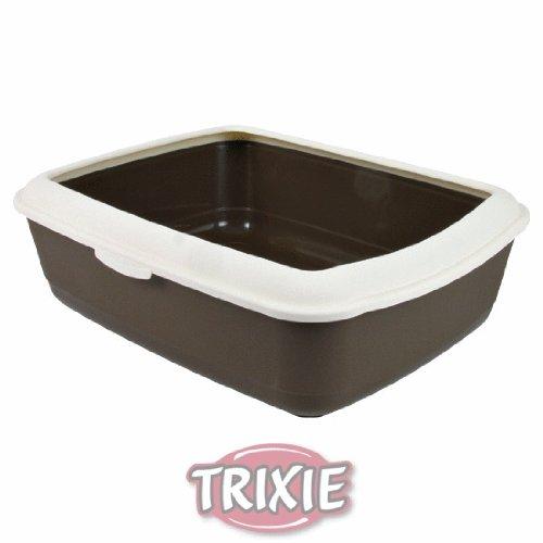 Trixie Bandeja Higién. Classic, 37x15x47cm, Marrón/Crema