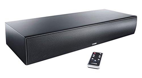 Canton DM 90.3 - Barra de Sonido (alámbrico, Dolby Digital, DTS Digital Surround, 50/60 Hz, HDMI), Color Negro