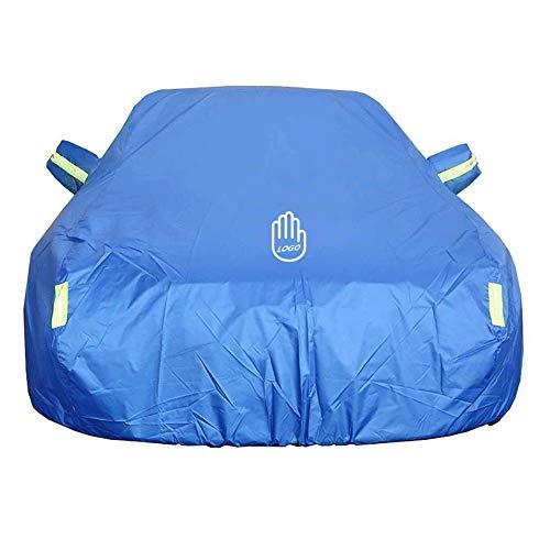 Autoabdeckung Nissan NV100 Clipper Allwetter wasserdicht bei jedem Wetter, Regen, Wasser, Wind und Hagel (Farbe: Blau, Größe: Standard Edition) Standard-clipper