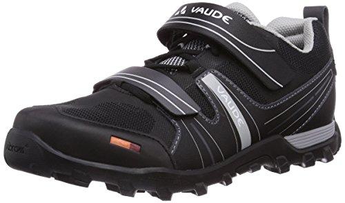 VAUDE Taron AM Unisex-Erwachsene Radsportschuhe-Mountainbike Schwarz (black 010)