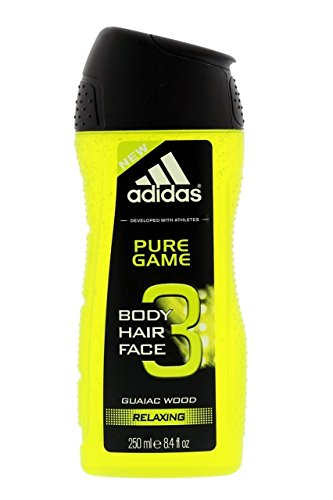 adidas Pure Game Pro Energy Shower Gel 250ml (N13)