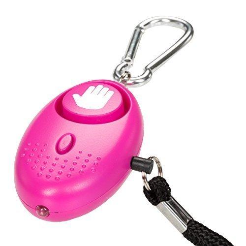Tiiwee Allarme Personale - Allarme Antipanico 130dB con Torcia di Protezione - Antipanico Stupro Attacco Sicurezza Personale - Autodifesa