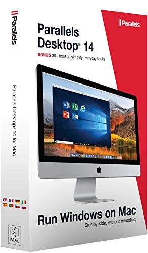 Parallels Desktop 14|Standard|1 Device|1 year|Mac|Téléchargement