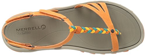 Merrell Enoki Twist, Chaussures de Sports aquatiques femme Orange
