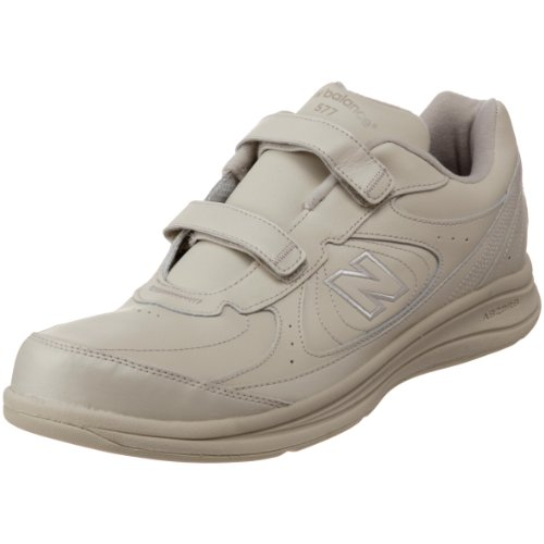 New Balance - Mens 577 Cushioning Walking Shoes Bone-hook/Loop