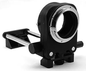 Pixtic - Soufflet macro pour reflex Pentax K10D, K20D, K100D, K110D, K200D, K100D Super etc