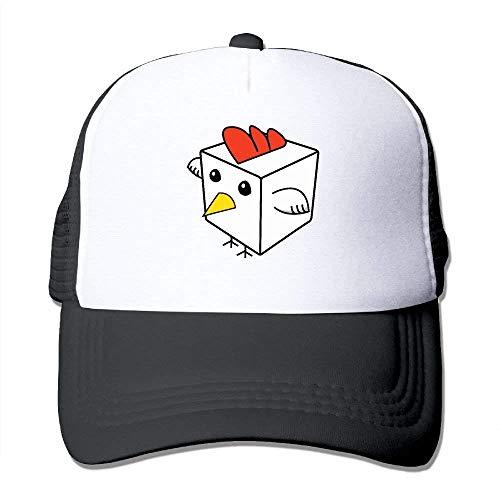 (Cock Block Adjustable Printing Snapback Mesh Hat Unisex Adult Baseball Mesh Cap)
