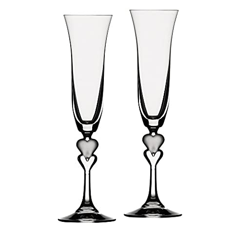Spiegelau Sweetheart Sparkling Wine Glasses, Set of