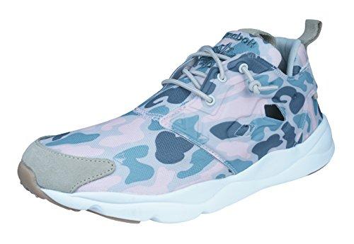 Reebok Furylite Camo Herren Sneakers-Multicolored-39 -