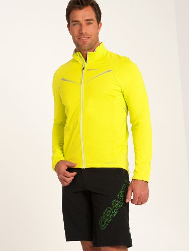Craft Performance Bike Storm Jacket Herren Fire