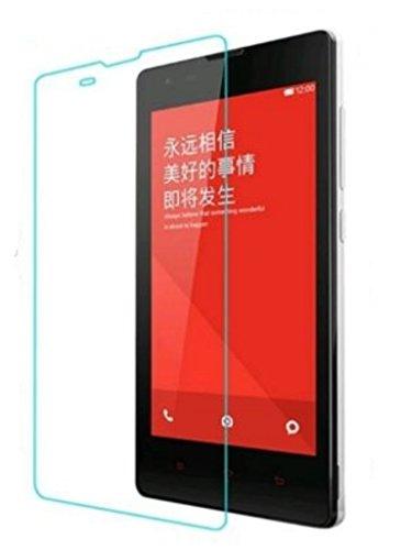 Funnytech@ Pellicola Protettiva per Xiaomi Redmi Note 4G Protettore Vetro Temperato Protezione Ultra Resistente con Spessore di 0,30 mm l Ultra HD Trasparenza, Ultraresistente, Resistenza Agli Urti, Resistere Impronte Digital